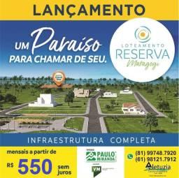 Loteamento Reserva Maragogi - AL