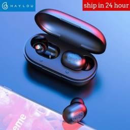 Fone Bluetooth Haylou Original melhor que Xiaomi