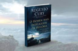 Livro o homem mais inteligente da história Augusto cury