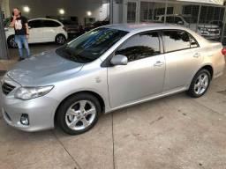 Título do anúncio: Toyota Corolla 2012 Tenha o seu com 10mil mais Mensais de 668,00