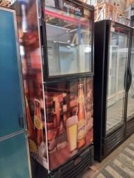 Geladeira expositora pra refrigerante e cervejas Alessandro *