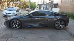 BMW I 8 E-drive HIBRiD 2015 único dono 12 mil km = zero