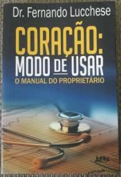Livro: Coração : Modo de Usar o Manual do Proprietário<br>