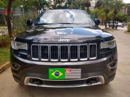 Jeep Grand Cherokee Limited Top Blindada 2014/2014 ótimo estado