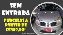Renault Sandero Privilége 1.6 Hi-Flex - 07/08