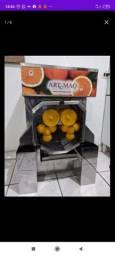Máquina de suco industrial nova