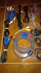 Todos esses cabos por 70 reais