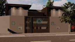 Casa com 1 dormitório 01 Suíte à venda, 55 m² por R$ 180.000 - Jardim Tijuca II - Campo Gr