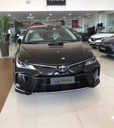 Corolla Altis 1.8 Hybrid 2022! IPVA 2021 Pago!