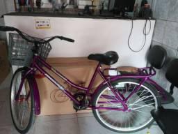 Bicicleta aro 26 com NF