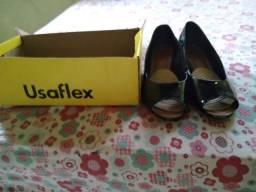 Título do anúncio: Sapato feminino salto baixo usaflex