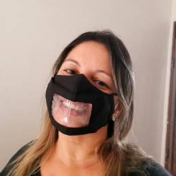 Máscaras Acessíveis