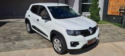 Título do anúncio: Renault Kwid 2018 Completo Ótimo para Aplicativo -Financiamento Sem Entrada -Troca -Cartão
