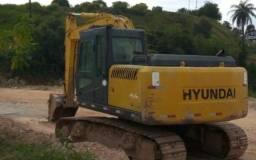 Título do anúncio: Escavadeira Hidraúlica Hyundai