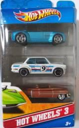 Kit Especial Hot Wheels 3 - Coleção 2011 - Novo - Mattel - Carrinhos