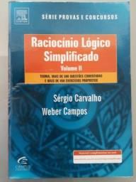 Raciocínio Lógico Simplificado volume 2