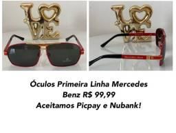 Promoção óculos de sol Mercedes