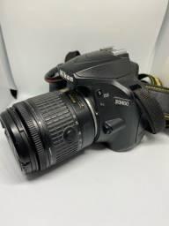 Nikon D3400 15000 clicks
