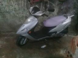 Moto burgman 2011