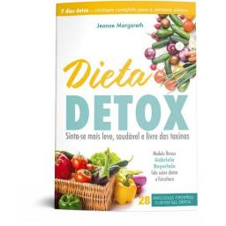 Título do anúncio: Revista Dieta Detox - sinta-se mais leve, saudável e livre das toxinas