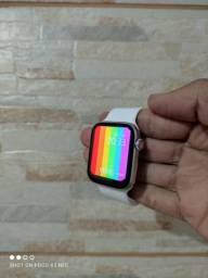Relógio Smartwatch Iwo W26 TELA INFINITA, Faz e Recebe Ligação
