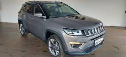 Apenas 61 mil km rodado - Jeep Compass Limited Flex 2017