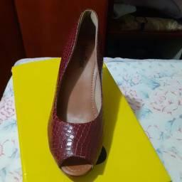 Sapato usaflex número 37