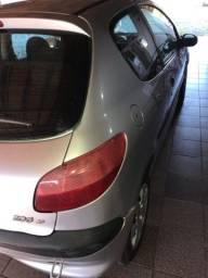 2004 Peugeot 206 · Hatchback.