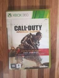 Jogo xbox 360 Call of Duty: Advanced Warfare Standard Edition