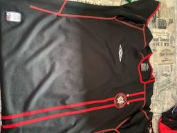 Camisa athletico pr black 2004 tamanho g