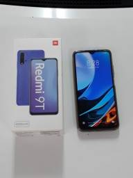 Título do anúncio: Xiaomi redmi 9T 128 GB semi novo
