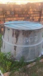 Caixa d'água 2000 ltrs