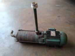 Bomba d'água motor trifásico