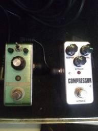 Pedal drive e compressor