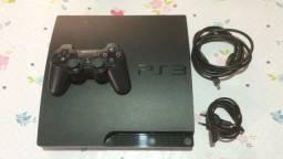 PlayStation 3 slim 160 gb com garantia