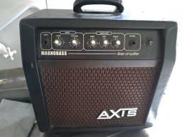 Amplificador de baixo magnobass axts