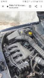 Motor  palio e estrada 1.6 16v  1.400.00
