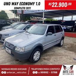 Uno Way economy 1.0 completo 2011!!