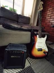 Guitarra Memphis by Tagima e Caixa Meteoro