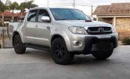 Hilux SRV 3.0 D-4D Diesel 4x4 Automática