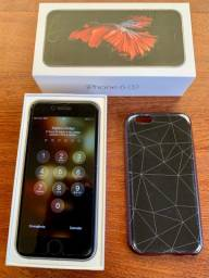 iPhone 6S 32g com fone original