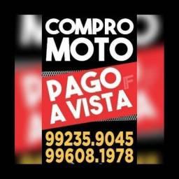 COMPRO MOTO PAGO A VISTA CUBRO OFERTA