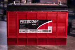 Título do anúncio: Bateria estacionária Freedom DF1500 80ah | Heliar | 24 meses de garantia