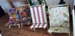 Título do anúncio: Cadeira praia ou tempo livre
