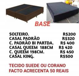 Base preço fábrica 320.00