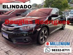 Civic 2.0 EXL 2017 BLINDADO - OPORTUNIDADE - Douglas