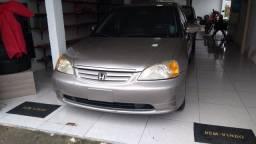 Título do anúncio: Honda civic 1.7 2003