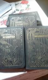 Coleção de Informática anos 80