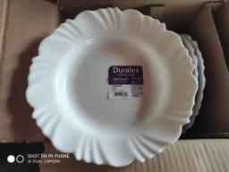 Prato Duralex Petala Fundo 23.5 cm