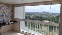 Título do anúncio: Alugo Apartamento 3/4 com 2 Suite na Paralela - Condominio Vila Allegro (SM)